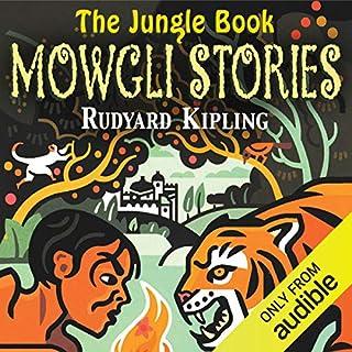 The Jungle Book: The Mowgli Stories copertina