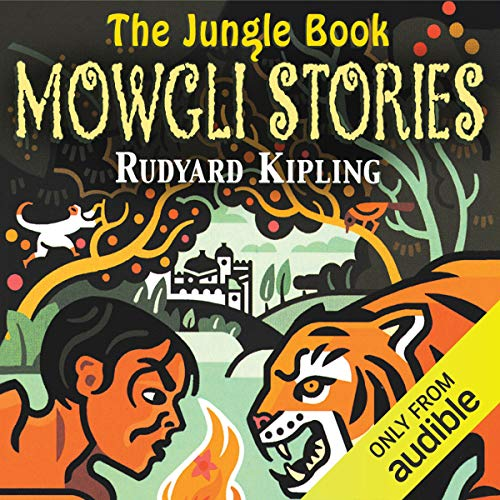 The Jungle Book: The Mowgli Stories copertina
