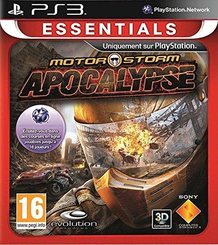 Sony MotorStorm Apocalypse, PS3 Essentials PlayStation 3 Inglés vídeo - Juego (PS3, PlayStation 3, Racing, T (Teen))