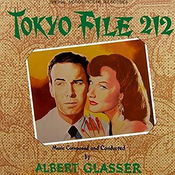 Tokyo File 212 (Original Soundtrack)