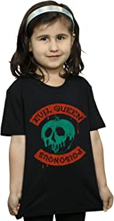 Disney Girls Poisonous Skull Apple T-Shirt