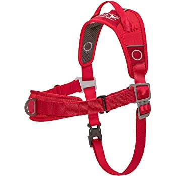 Kurgo Dog Harness | No Pull Pet Walking Harness | Harnesses for Dogs or Pets | Adjustable | Reflective | Easy Control