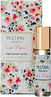 mistral white flowers perfume