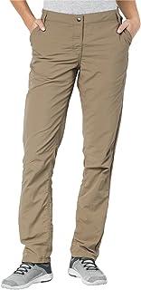 Jack Wolfskin Women's Kalahari Pants Women Trousers, Sand Dune