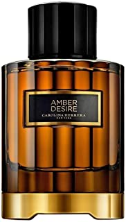 CAROLINA HERRERA Amber Desire Eau de Perfume For Unisex, 100 ml