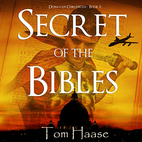 Secret of the Bibles audiobook cover art