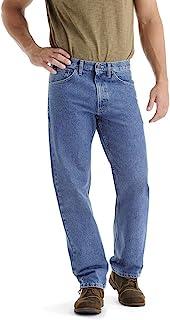 Men's Big & Tall Regular Fit Straight Leg Jean