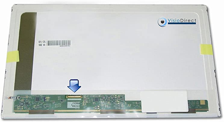 Bildschirm LCD Display 15 6 quot LED typ B156HW02 V 3 f r Laptop 1366x768 WXGA Visiodirect- Schätzpreis : 58,96 €