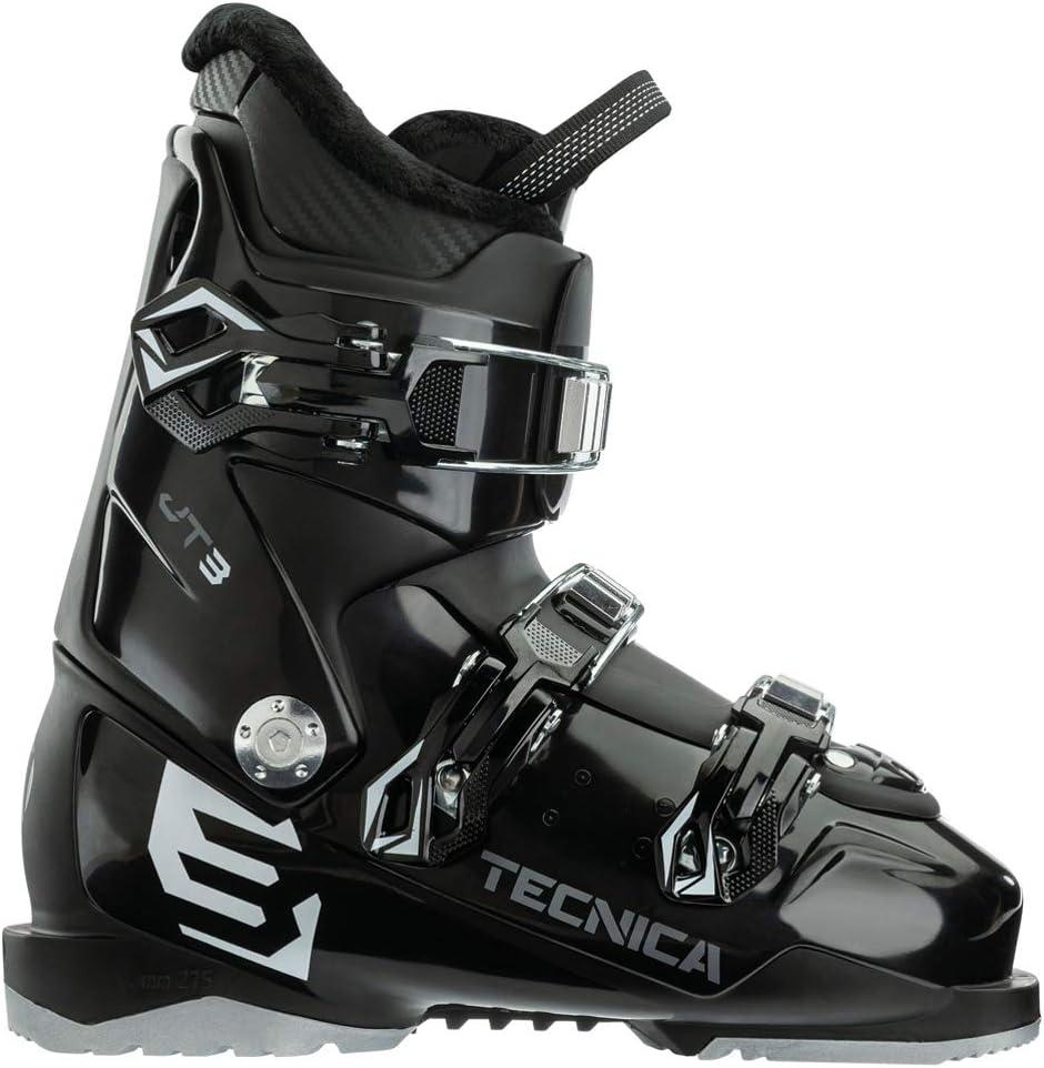 Tecnica JT 3 Kids Ranking TOP11 Ski Boots Max 86% OFF - Black 20.5