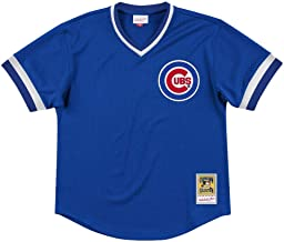 Mitchell & Ness Andre Dawson Chicago Cubs Men's Authentic 1987 BP Jersey