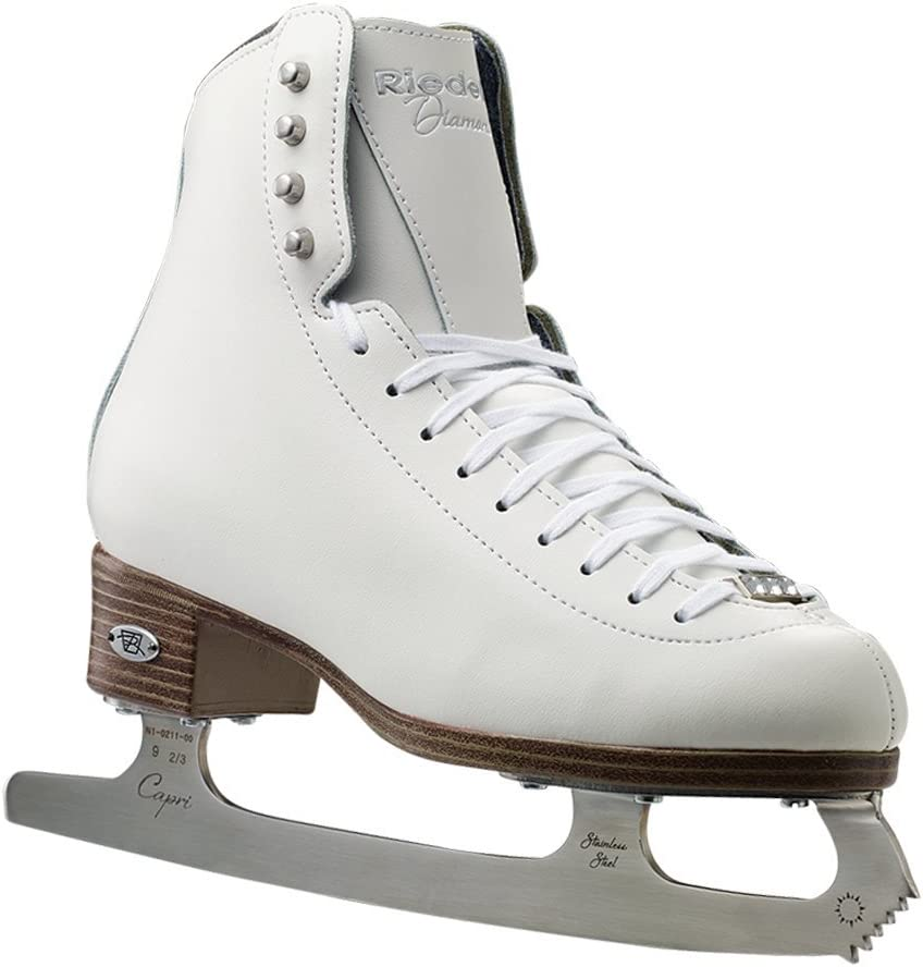 Riedell 133 Diamond Ladies Figure Ice Skates