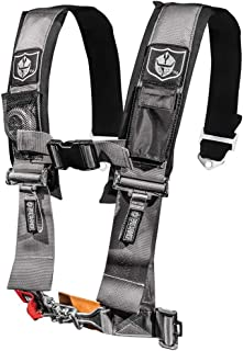 Pro Armor A114220SV Silver 4-Point Harness 2