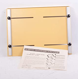 11 X 14 INCH Boarder Less DARKROOM Printing Easel, New