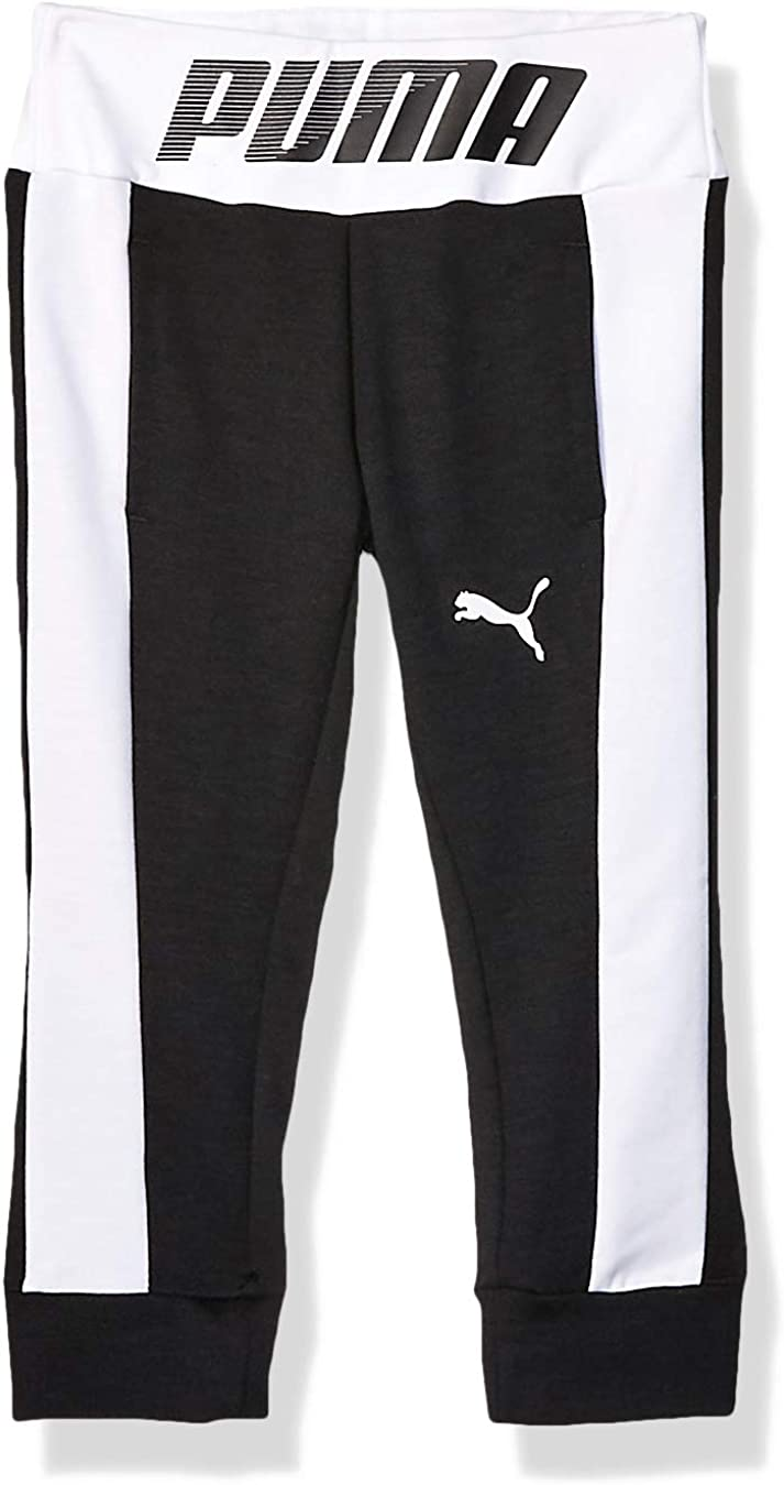 Cuota de admisión cultura para justificar  Amazon.com: PUMA Women's Modern Sports Track Pants Kids: Clothing