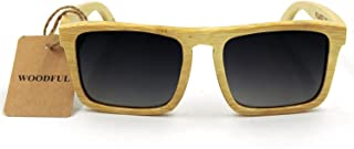 Bamboo Sunglasses,100% Hand Made Wooden Sun Glasses,Men Women Wood glasses