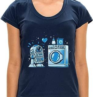 - Camiseta R2D2 In Love - Feminina