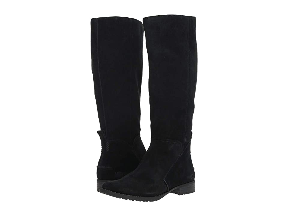 UGG Leigh Boot (Black) Women