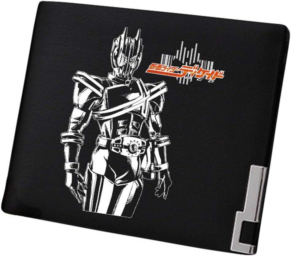 Gumstyle Kamen Rider Anime Artificial Leather Wallet Billfold Money Clip Bifold Card Holder 9