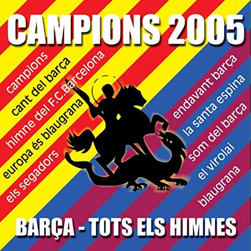 Barça d'Europa campio (Des de basilea, el cant de recolzament per les...