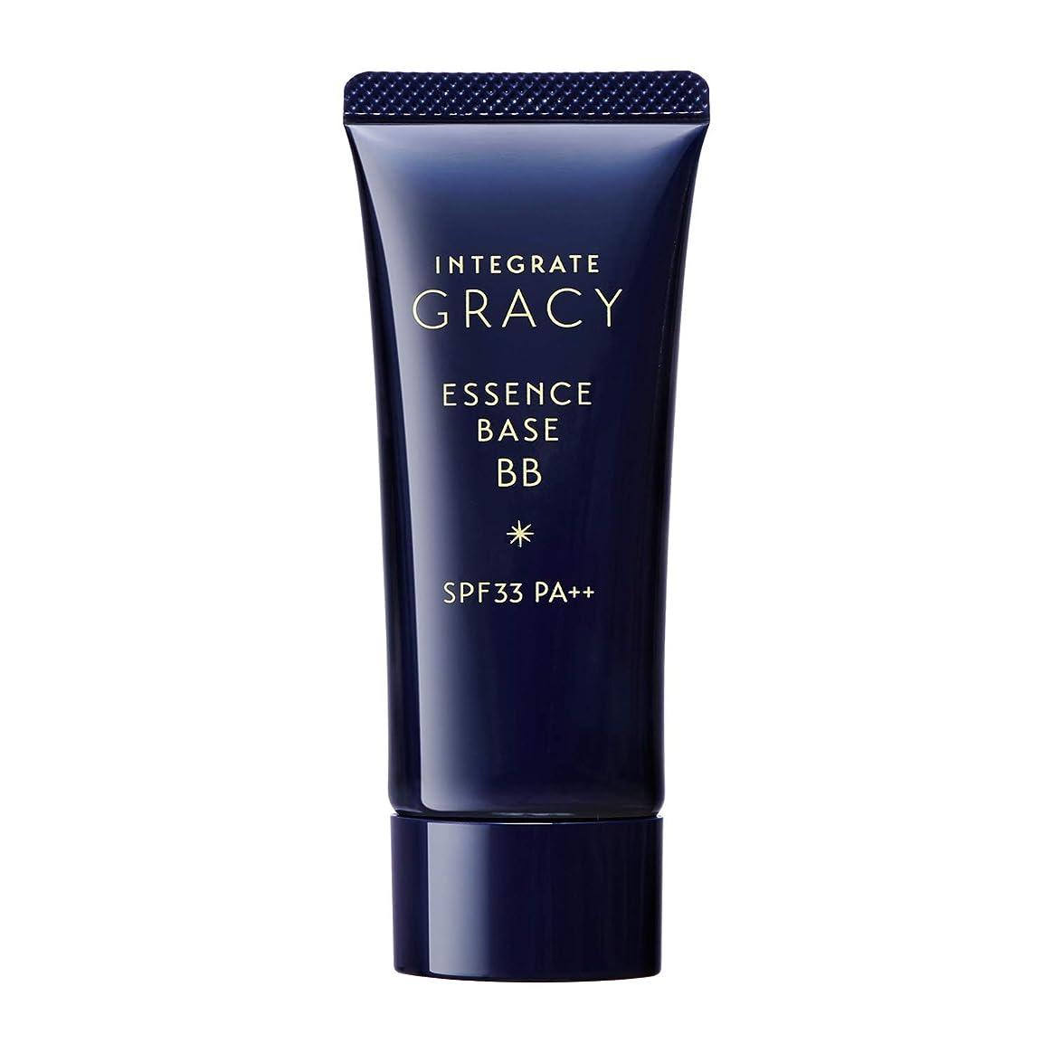 不快スカーフ発信インテグレート グレイシィ エッセンスベース BB 2 自然~濃いめの肌色 (SPF33?PA++) 40g
