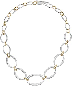 LAUREN Ralph Lauren - Perfect Pieces 18 in Oval Link Necklace