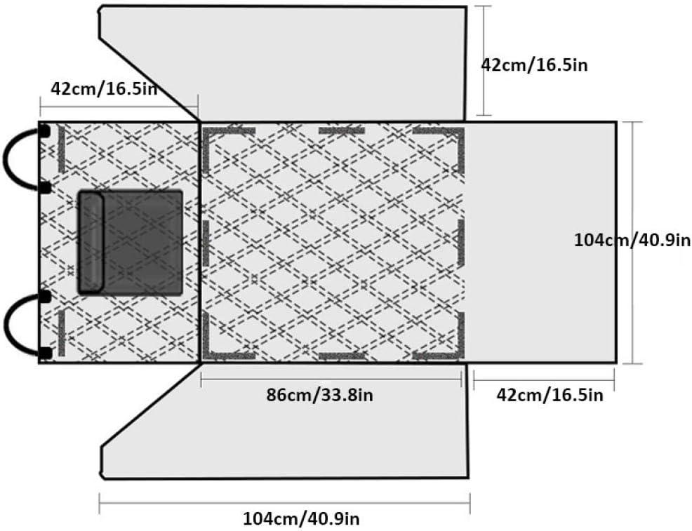 Ghongrm Accessoires Voiture pour Chiens Noir Transport Chien pour Appuie-T/ête et Ceintures de S/écurit/é