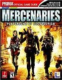 Mercenaries Playground of Destruction: Prima Official Game Guide (Prima Official Game Guides)