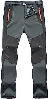 سراويل رجالي من TBMPOY سريعة الجفاف وخفيفة الوزن مضادة للماء للمشي لمسافات طويلة مع حزام