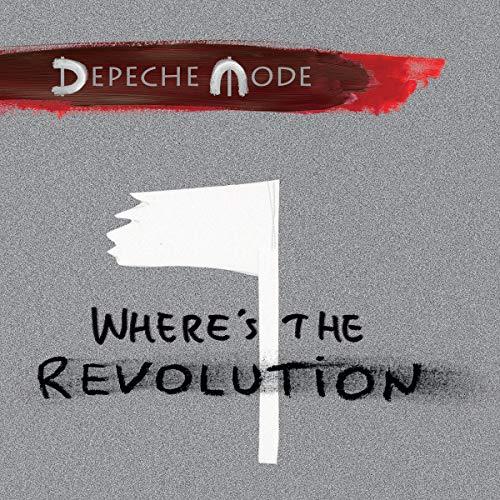 Where's the Revolution (Remixes) [Vinyl Single]