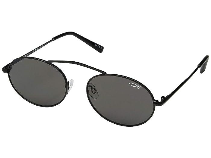 Final Stand (Black/Smoke) Fashion Sunglasses