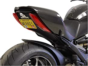Competition Werkes 11-18 Ducati DIAVEL Fender Eliminator Kit - Standard (No Turn Signals)