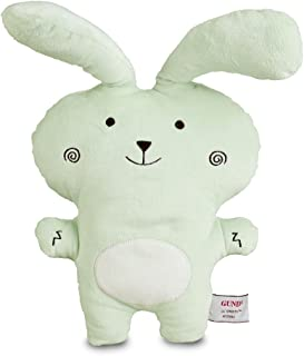 "Gund Lil' Sprouts Bunnies Plush 10"" - Light Green"