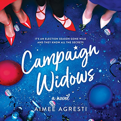 Campaign Widows audiobook cover art