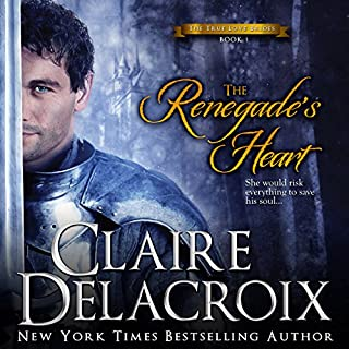 The Renegade's Heart audiobook cover art
