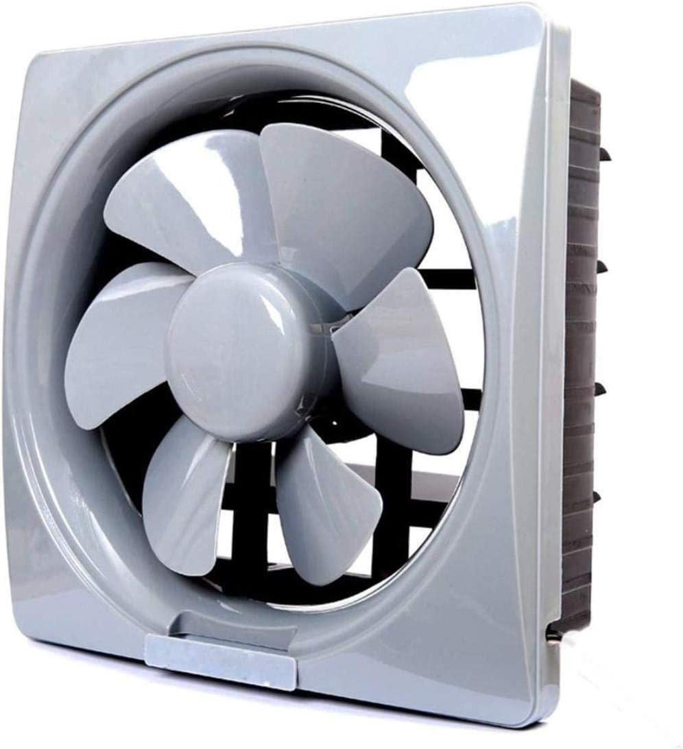10 Inch One-Way Ventilating Fan Window Home Free shipping Ba half Kitchen Mute Type