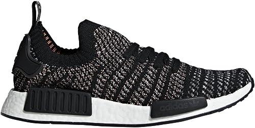 Adidas Originals NMD R1Stlt Primeknit (Core Noir gris gris gris) Chaussures pour Homme B37636  produit de qualité d'approvisionnement