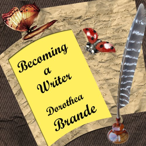 Becoming a Writer audiobook cover art