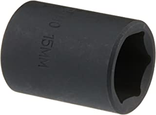 Sunex 315m 3/8-Inch Drive 15-Mm Impact Socket