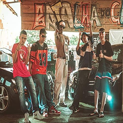 Mano Tiago Maloko feat. Portuga Mc, Maiky, Cassio mc, Dj Weed & Adilsin