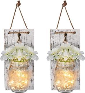 aa7192b006f8 Amazon.com: Plastic - Decorative Jars / Decorative Accessories: Home ...