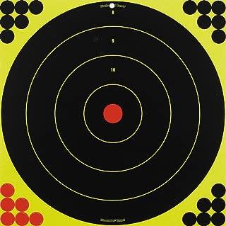 Birchwood Casey Shoot-N-C Targets: Bull's-Eye 18