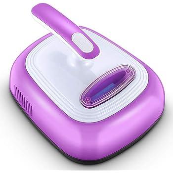 OR&DK Aspiradora Ultravioleta Elimina ácaros, Chinches de Cama y los alérgenos de colchones, Almohadas y alfombras, Púrpura: Amazon.es: Hogar