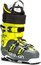 Salomon Quest Pro 130 Ski Boots Anthracite / Acide Green 24.5