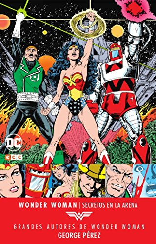 Wonder Woman de George Perez vol.3: Secreto en la arena