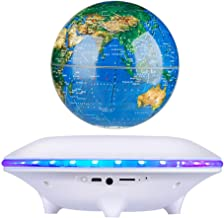 $95 » Willow S Earth Shape Levitating Bluetooth Speaker with LED Flash-Wireless Stereo Sound Floating MP3 Player