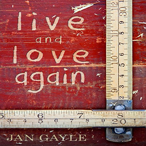 Live and Love Again audiobook cover art