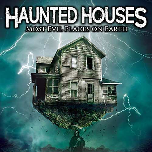Haunted Houses audiobook cover art