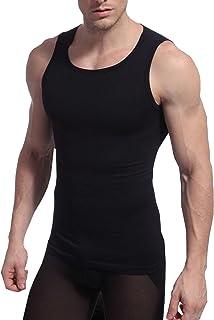 エクシア(EXCIA) 加圧式 姿勢矯正下着 タンクトップ 男性用