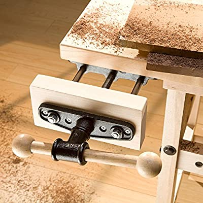 Rockler heavy duty quick release woodworking vise review