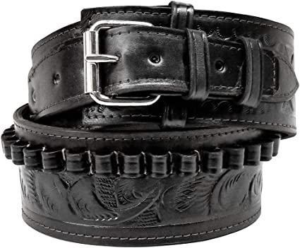 Details about  /Modestone 357//38 Left Cross Draw High Ride//Rise Holster Gun Belt Rig Leather